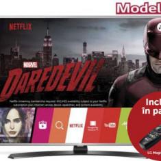 "Televizor LED LG 109 cm (43"") 43UH668V, Ultra HD 4K, Smart TV, HDR, TruMotion 100HZ, webOS 3.0, WiFi, CI+, 108 cm"