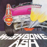 Wishbone Ash - Twin Barrels Burning ( 1 CD )