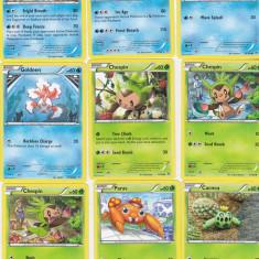 bnk crc Cartonase de colectie - Pokemon 2015 - 19 diferite