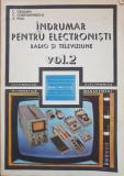INDRUMAR PENTRU ELECTRONISTI RADIO SI TELEVIZIUNE - Gazdaru (vol 2)