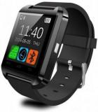 Smartwatch iUni U8+, Capacitive touchscreen, Bluetooth, Bratara silicon (Negru)