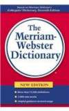 The Merriam-Webster Dictionary, Hardcover