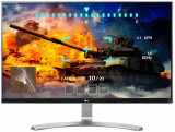 "Monitor IPS LED LG 27"" 27UD68-W, 4K (3840 x 2160), HDMI, DisplayPort, 5 ms (Alb), 27 inch"