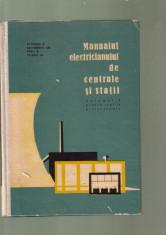 Manualul electricianului in centrale si instalatii foto