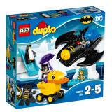 LEGO® DUPLO® - Aventura cu Batwing-ul (10823)