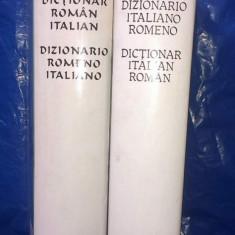 DICTIONAR RO-IT, IT-RO, Editura Grammar, 2006