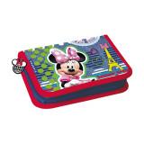 Penar echipat 1 fermoar, 2 flapsuri Minnie Mouse