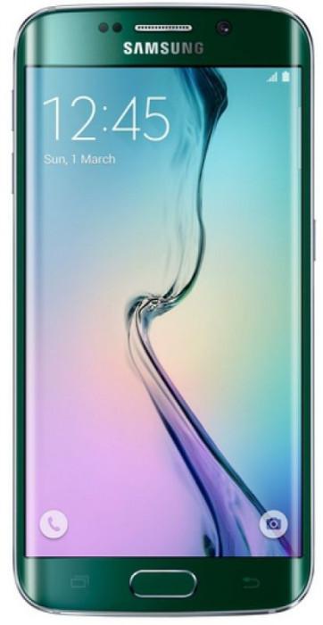 "Telefon Mobil Samsung Galaxy S6 Edge, Procesor Octa Core 1.5GHz / 2.1GHz, Super AMOLED capacitive touchscreen 5.1"", 3GB RAM, 32GB Flash, 16M"