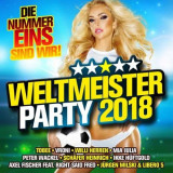 V/A - Weltmeister Party 2018.. ( 2 CD )