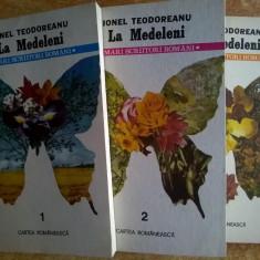 Ionel Teodoreanu – La medeleni {3 volume}
