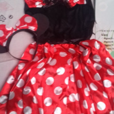 Costum Minnie Mouse, L, M, Din imagine