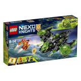 LEGO® Nexo Knights - Bombardierul berserkerului (72003)