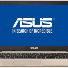 "Laptop ASUS VivoBook Pro N580VD-DM153 (Procesor Intel® Core™ i7-7700HQ (6M Cache, up to 3.80 GHz), 15.6"" FHD, 8GB, 1TB HDD @5400RP"