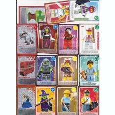 bnk crc Cartonase de colectie - Lego - 94 diferite