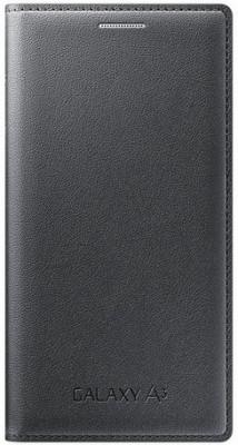 Husa Flip Samsung EF-FA300B pentru Samsung Galaxy A3 (Gri) foto