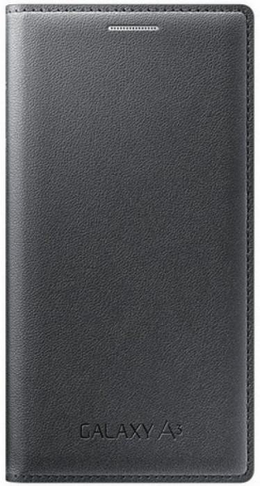 Husa Flip Samsung EF-FA300B pentru Samsung Galaxy A3 (Gri)