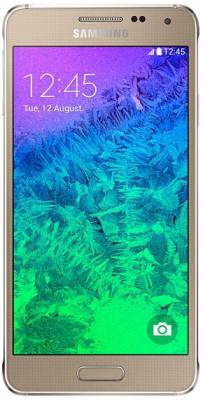 "Telefon Mobil Samsung Galaxy Alpha Logo Operator AT&T, Procesor Octa-core 1.8GHz / 1.3GHz, Super AMOLED capacitive touchscreen 4.7"", 2GB foto"