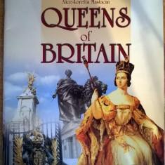 Alice-Loretta Mastacan - Queens of Britain