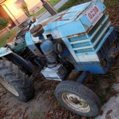 Tractor Romanesc U 445 - De Craiova - An de fabricatie 1991