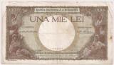 ROMANIA 1000 LEI 1936 U