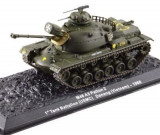 Macheta tanc M48 A3 Patton 2 - Vietnam - 1968 + revista scara 1:72