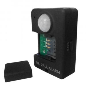spy vocal A9 - microfon ambiental cu activare vocala si senzor de prezenta (PIR)
