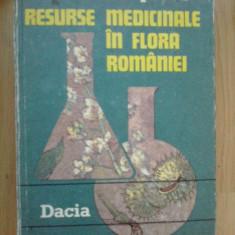 W0c Resurse medicinale in flora Romaniei - Honorius Popescu