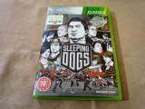 Joc Sleeping Dogs, XBOX360, original! Alte sute de jocuri!, Shooting, 18+, Single player