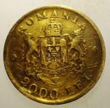 2.124 ROMANIA MIHAI I 2000 LEI 1946