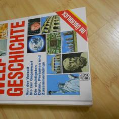 ISTORIA LUMII - IN GERMANA