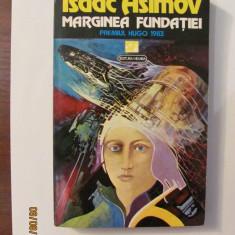 "CY - Isaac ASIMOV ""Marginea Fundatiei"" / Premiul HUGO 1983"