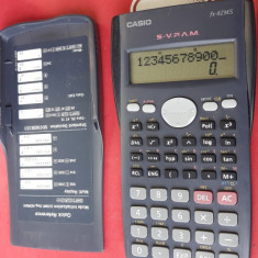 Calculator stiintific Casio FX-82MS -FUNCTIONEAZA .