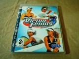 Joc Virtua Tennis 3, PS3, original, alte sute de jocuri!, Sporturi, 3+, Multiplayer, Sega