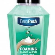 Sapun lichid spuma DeepFresh Emerald,  400 ml