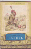 LA FONTAINE - FABULE ( VERSIUNE ROMANEASCA DE TUDOR ARGHEZI )