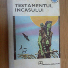 h3 Testamentul Incasului - Karl May