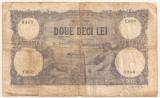 ROMANIA 20 LEI MAI 1925 U