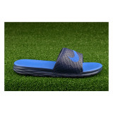 Slapi, Papuci Nike Benassi Solarsoft-Slapi originali,Papuci Plaja 705474-440, 40, 41, 44 - 46, 47.5, Adidas