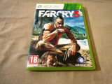 Joc Far Cry 3, XBOX360, original! Alte sute de jocuri!, Shooting, 18+, Single player