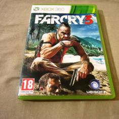 Joc Far Cry 3, XBOX360, original! Alte sute de jocuri!