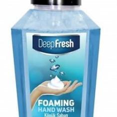 Sapun lichid spuma DeepFresh BLUE TOPAZ,  400 ml