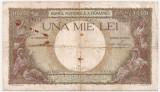 ROMANIA 1000 LEI 1939 U