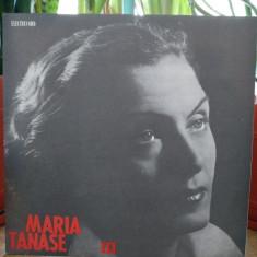 -Y- MARIA TANASE 3    DISC VINIL