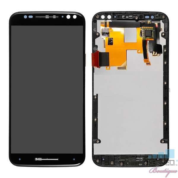 Display Motorola Moto X Style XT1575 XT1572 Negru foto mare