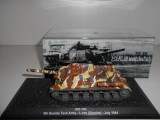 Macheta tanc ISU-152 4TH GUARDS TANK ARMY UKRAINE 1944 + revista scara 1:72