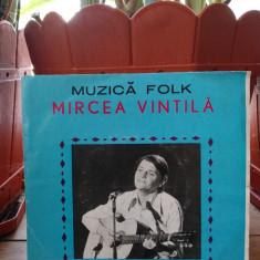 -Y-MIRCEA VINTILA - MIELUL  DISC VINIL LP