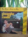 -Y- GHEORGHE ZAMFIR PAN - PIPE  . FLUTE DE PANN DISC VINIL