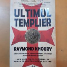 Raymond Khoury, Ultimul templier