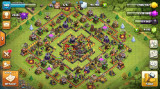 Cont Clash of Clans Th 10 full+ 4100gemsuri