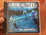CD hip hop B.U.G. Mafia De cartier (1998) , ca si NOU (foarte RAR), cat music